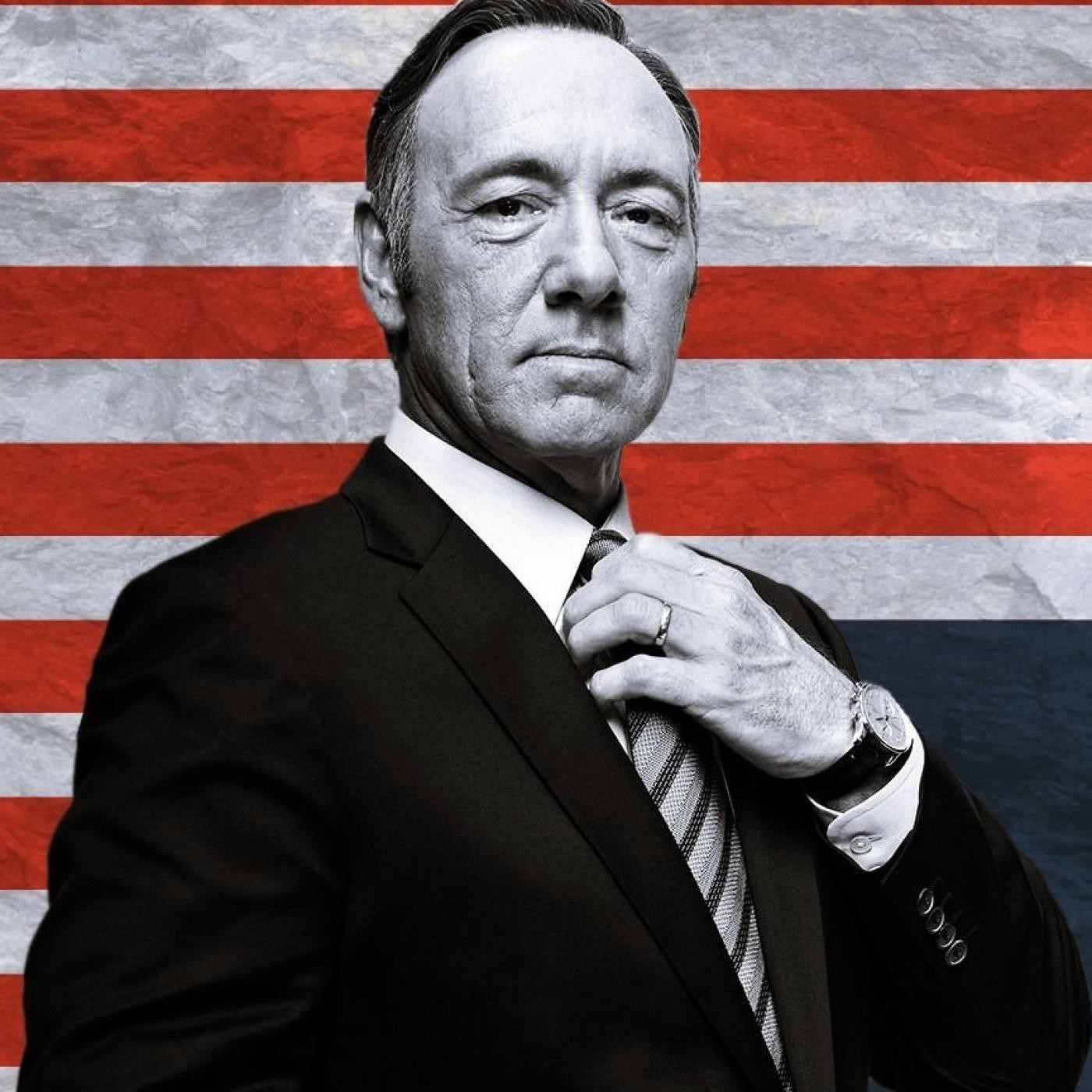 1×08 - House of cards (1 ,2 y 3T)