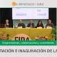 10a FERIA ALIMENTACIÓN Y SALUD - Presentación e Inaguración, Organizadores y Autoridades