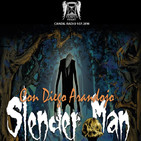 Tempus Fugit 6x05. Slender Man, con Diego Arandojo