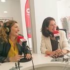 La coach ejecutiva y exjuez, Dora de Teresa, entrevista a la directora general del Hotel Westin Valencia, Rocio Cibrán