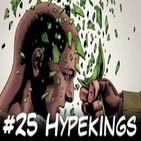 CVB Tomos y Grapas, Cómics - Capítulo # 25 - Hypekings