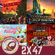 GR (2X47) Holfraine (Entrevista), Spyro Reignited Un Tercio, FC5: Hours of Darkness/Lost on Mars, All-Star Fruit Racing