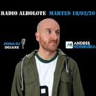 Zona Deejay Deluxe 18/02/2020 - Radio Albolote