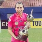 Entrevista con Daniela Solera Jugadora Costarricense Portera de Independiente Santa Fe
