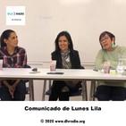 Acto de Lunes Lila con Cristina Del Valle