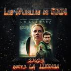 LMG 2x03 parte 1 de 3: La Llegada (Arrival) [Especial Estrenos]