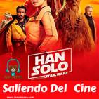 Han Solo Saliendo del Cine