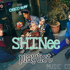 SHINee Music Collection