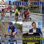 «Charlamos con Antonio Iniesta (Valverde Team), Ziortza Isasi (Eneicat) y G. Chamorro (Rías Baixas)» – 08/06/20 – P54T4
