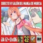 Jugadores Anónimos 3x06 CROSSOVER en Directo VI Salón del Manga de Murcia