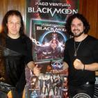 Entrevista con Paco Ventura y Javi González de BLACK MOON