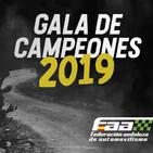 GALA FAA 2019 - Premios del motor andaluz