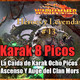 HL 13 - Karak Ocho Picos - la caída