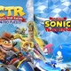 CG76-4 Team Sonic - Crash Team Racing