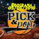 Pick&Pop 05/06/2018