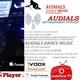Audials Dance Music Con Victor Velasco Set N69 Radio Podcast Dance Audials Asturias Radio