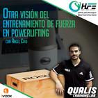 Podcast 31 | OTRA VISIÓN DEL ENTRENAMIENTO DE FUERZA EN POWERLIFTING