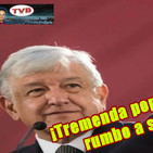 #OpiniónEnSerio: ¡Tremenda popularidad de AMLO rumbo a su 1er. Informe! #GerardoHuVaOpina