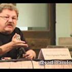 Paco Ignacio Taibo II Foro los grandes Problemas de México