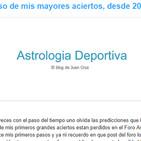 Entrevistamos a Juan Cruz, astrólogo deportivo