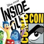 Inside Out + Especial Comic-Con 2015. Estrenos del 17 de Julio de 2015