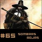 #65 Sombras Rojas, Una aventura de Solomon Kane. Robert E. Howard