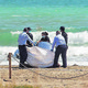 Mor ofegat en el Serradal en un dia de forts corrents