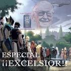 La Nostromo sobre Metropolis (crossover podcaster) Homenaje a Stan Lee