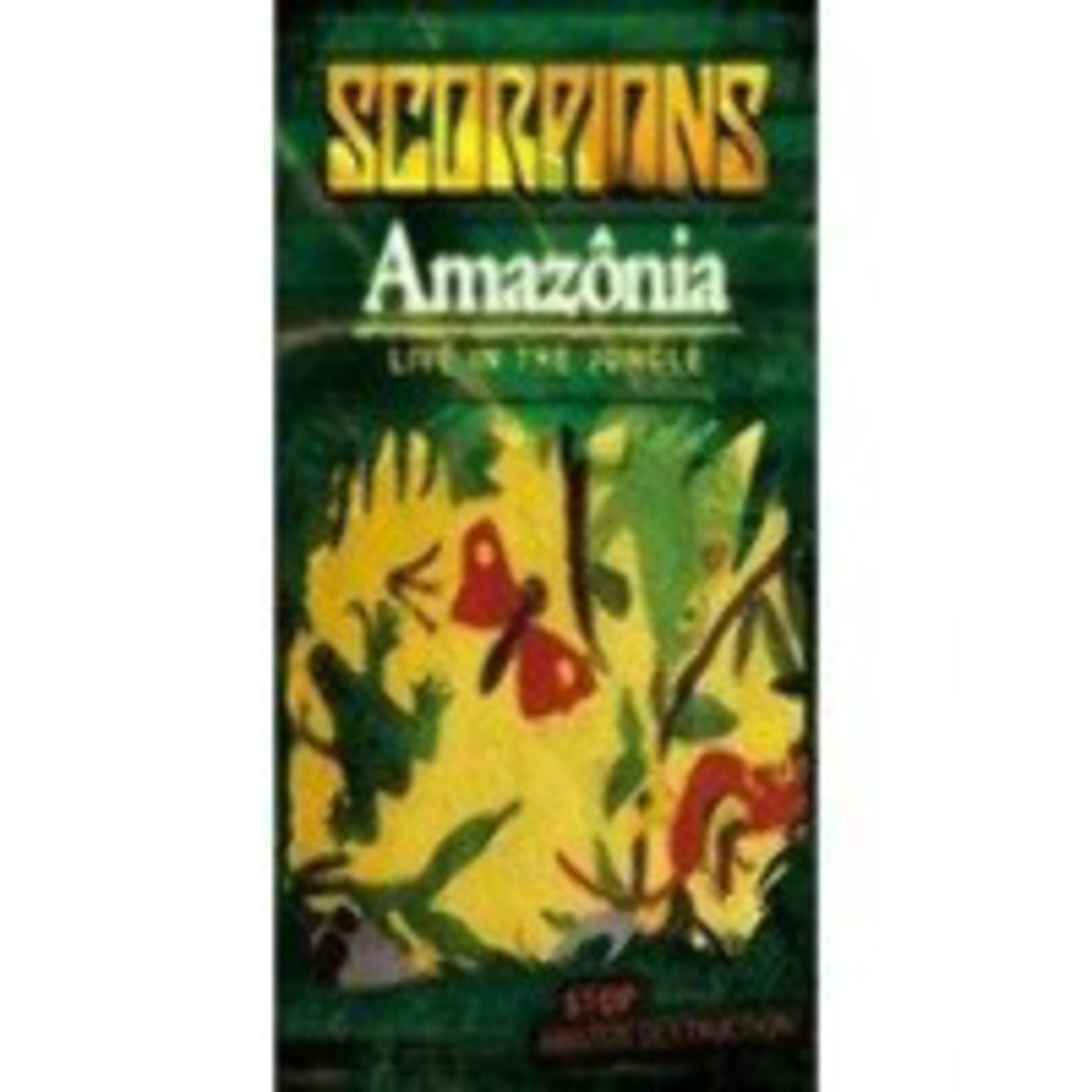 In CONCERT - Scorpions Live Amazonia In The Jungle