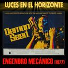 ENGENDRO MECÁNICO (1977) - Luces en el Horizonte