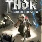 La Viñeta. Glass. Thor, El Carnicero de Dioses. El Caballero del Dragón.