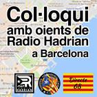 Col·loqui amb oients de Radio Hadrian del 15/08/2018