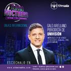 Turno nocturno   entrevista con Galo Arellano