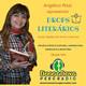 Drops literários com Angélica Rizzi apresentando Carlos Drummond de Andrade