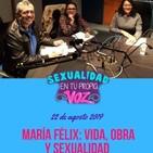 1128. María Félix: vida, obra y sexualidad.