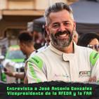 Entrevista a José Antonio González, vicepresidente de la RFEDA (Real Federación Española de Automovilismo) y la FAA