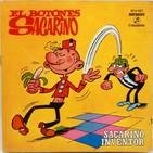 El Botones Sacarino en Sacarino Inventor (1971)