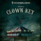 Clown Key de Escapa del Miedo