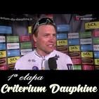 1ª etapa del Criterium du Dauphiné | 09/06/2019