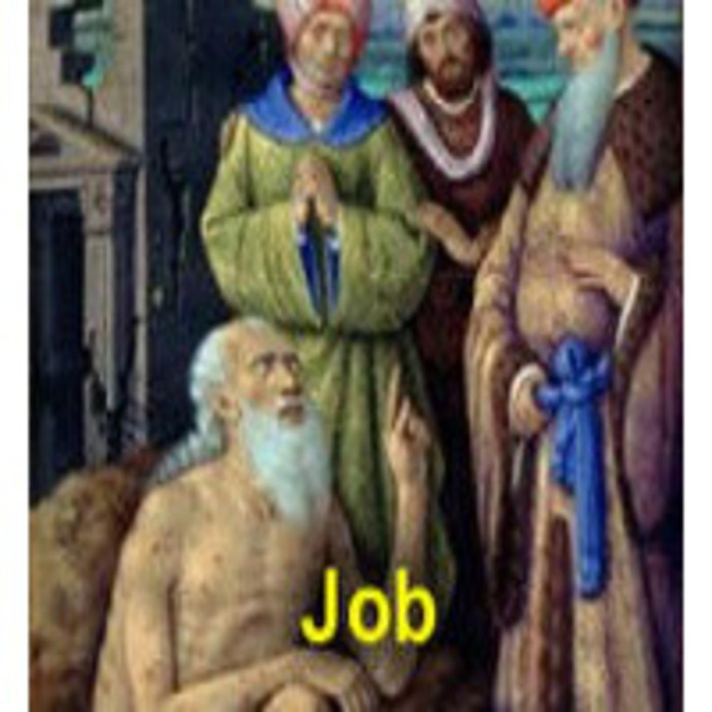 Job. Biblia en Audio.