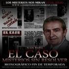 LMNM 94: 'El Caso, historias y misterios sin resolver con Juan Rada'