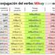 13 Conjugación verbo Comer