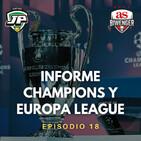 4x18 - INFORME FANTASY CHAMPIONS Y EUROPA LEAGUE