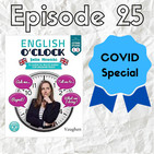 English o'clock 2.0 - COVID special Episode 25 (23.03.2020)
