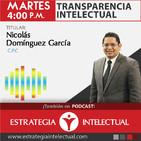 Transparencia Intelectual (Banco de México informe trimestral abril junio 2019 entorno económico)