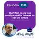Habla Humano #133|Luis Javier Álvarez: StudyTask, la app que consigue que los deberes no sean una tortura