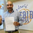 FEM Sport: el presidente de la FBIS Juanjo Talens y Vicky Albión boxeadora amateur