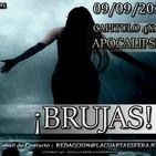 4X06 - LA CUARTA ESFERA - ¨BRUJAS¨ Zugarramurdi - IT Payaso asesino - Premonición de muerte