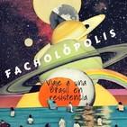 Volamos a Facholópolis con AstroMostra y Aline Boueri, periodista brasileña