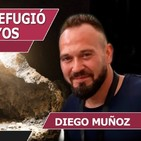 GUERRA ATLANTE, Y EL REFUGIÓ EN CUEVA DE TAYOS con Diego Muñoz